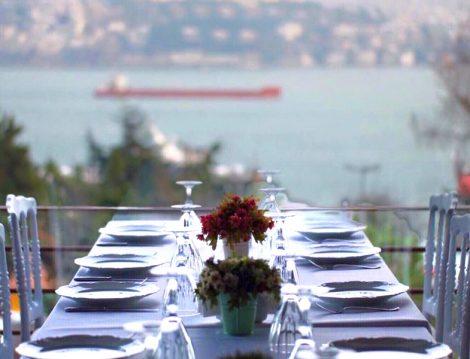 Koru İstanbul 2016 İftar Menüsü