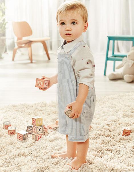 c65c9855d5457 Koton Baby'den Çocuklara Yazlık ve Bayramlık Elbiseler-5