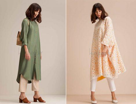 Kuaybe Gider Giy-Çık Tunik Modelleri
