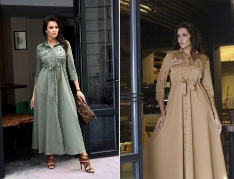 Latifa 2016 Yaz Elbise Modelleri