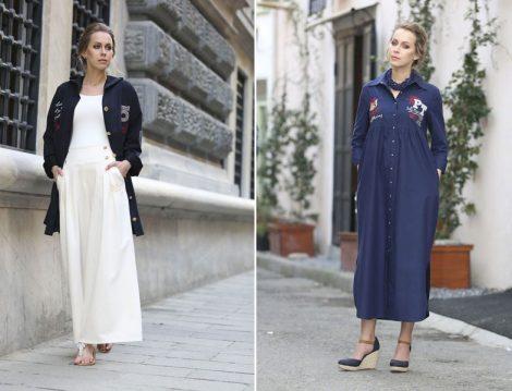 Latifa 2016 Yaz Etek ve Elbise Modelleri