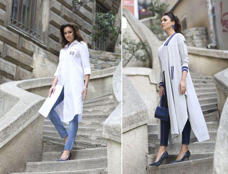 Latifa 2016 Yaz Gömlek ve Hırka Modelleri
