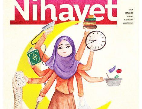 Nihayet Dergisinin Ramazan Sayısı Bayilerde!