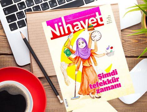 Nihayet Dergisinin Ramazan Sayısı