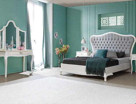 Yatak Odalarında Sadeliğin İhtişamı