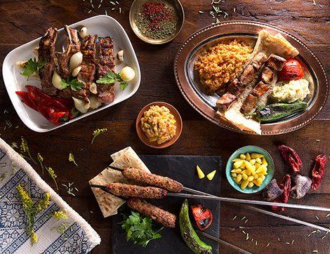 Seraf Restaurant Anadolu Yemek Kültürünün Modern Temsilcisi