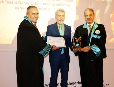 Yüksek İnsani Değerler Ödülleri (Mim Kemal Öke)