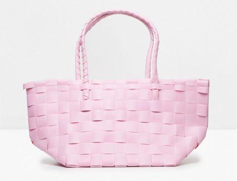 2016 Yazlık Çanta Modelleri Koton Pembe