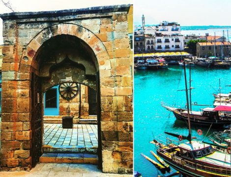 Bayram Tatilinde Gezilecek Yerler(Lefkoşa-Girne -Kıbrıs)