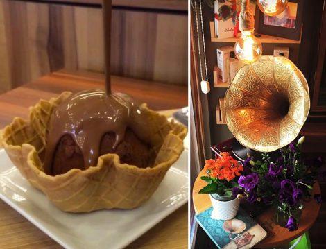 Kadıköy Moda'nın En Tatlı Mekanı Çikolata Dükkanı
