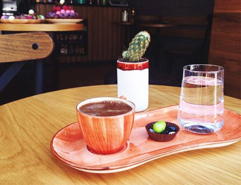 Moda'da Uğramaktan Zevk Alacağınız Bir Mekan Hane Çikolata&Kahve