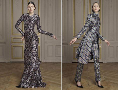 Tesettür Abiye Elbise Modelleri 2016-2017