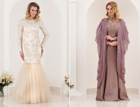 Tuay Karaca 2016 Haute Couture Abiye Elbise Modelleri