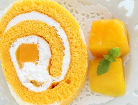 Şeftalili Rulo Pasta Tarifi