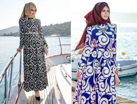 2016 Tesettür Giyim Markalarından Yaz İndirimleri