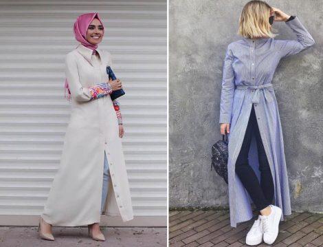 2016 Yaz Gömlek Elbise Modelleri (Touche- Noi)