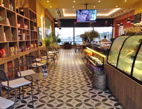 Alkolsüz Mekanlar Ajda Cafe