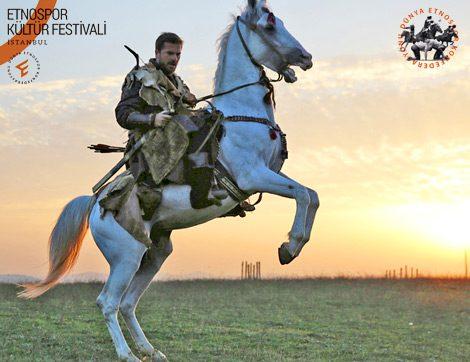 Etnospor Kültür Festivali ile Geleneksel Sporlar Yeniden Canlanıyor