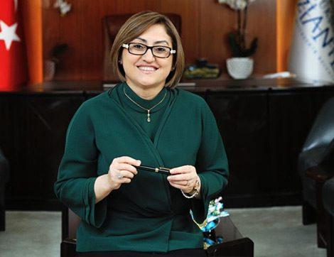 """Gaziantep Belediye Başkanı Fatma Şahin'in Önsözüyle """"Zeugma'nın Göz Bebeği"""""""