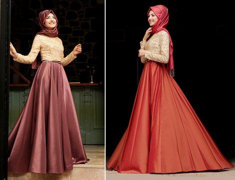 Gamze Polat Abiye Elbise Modelleri
