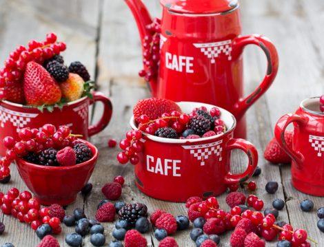 Gençleştiren Besinler ve Meyveler