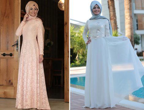 Gizem Kış Abiye Elbise Modelleri
