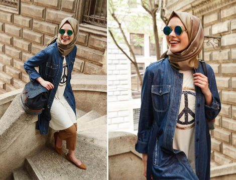 Kayra 2016 Denim Gömlek Modelleri