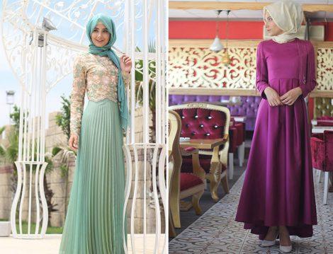 Nurbanu Kural Abiye Elbise Modelleri