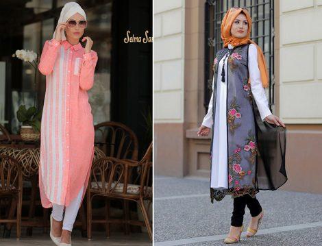 Selma Sarı Design 2016 Yaz Tunik Modelleri