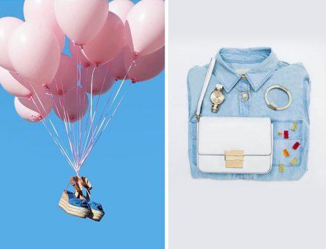 Six items or less - Kıyafet Diyeti ve Alışveriş İsrafı