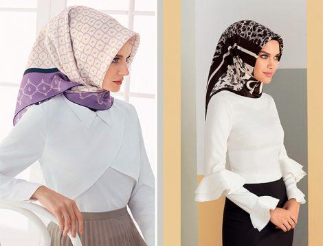 Modern ve Genç Tesettür Kıyafet Kombinleri