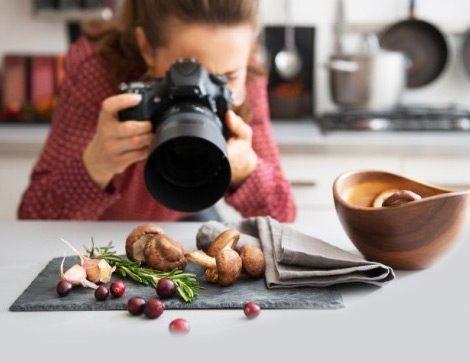 Meraklıları Yemek Fotoğrafçısı Yapabilecek 10 Öneri