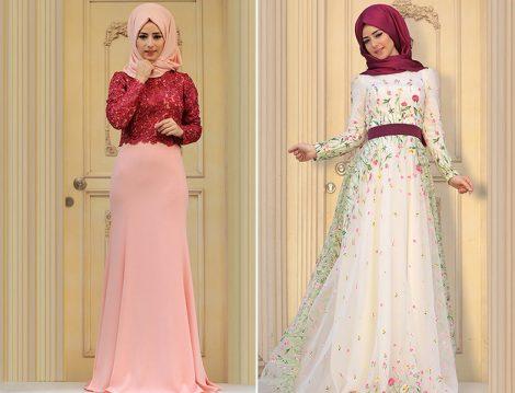 Zehrace Abiye Elbise Modelleri