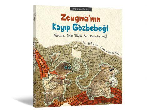 Zeugma'nın Kayıp Gözbebeği Fatma Şahin'den Önsöz