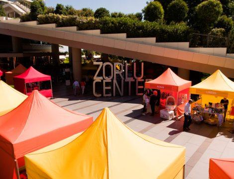Zorlu Center Açık Pazar