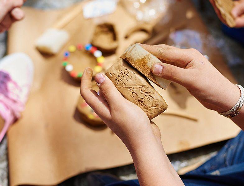 Çocuklar Sanat Tarihi ve Arkeolojiyi iPad'den Öğrenecek