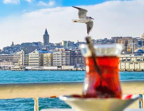 İstanbul'da Doğayla Baş Başa Kalabileceğiniz 5 Yer