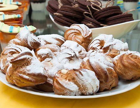 Şu Hamurundan Mini Pastalar Nasıl Yapılır?