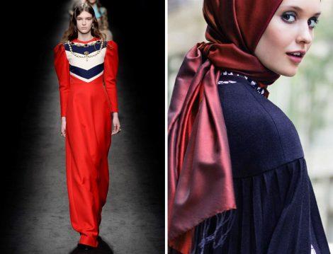 2016 Sonbahar Tesettür Giyim Modelleri