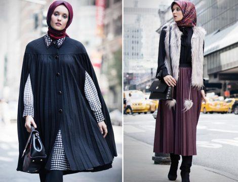 2016 Sonbahar Tesettür Giyim Modelleri (5)