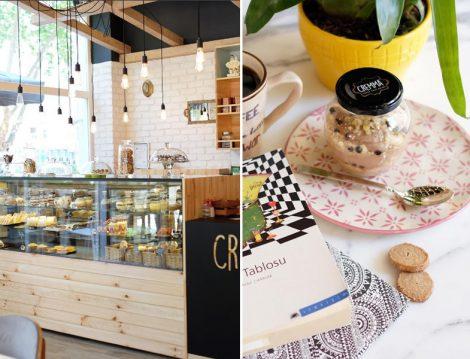 Alkolsüz Mekanlar Cremma Cafe