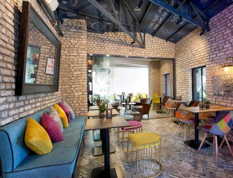 Alkolsüz Mekanlar Yeniköy Della Luna Cafe