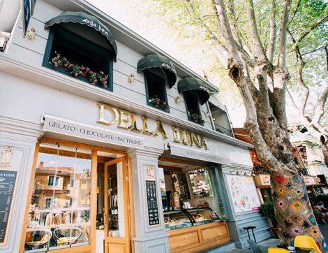 Yeniköy'ün Lezzet Fabrikası Della Luna Cafe