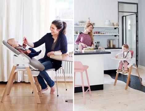 Bebeğiniz İçin Hepsi Bir Arada Oturma Sistemi