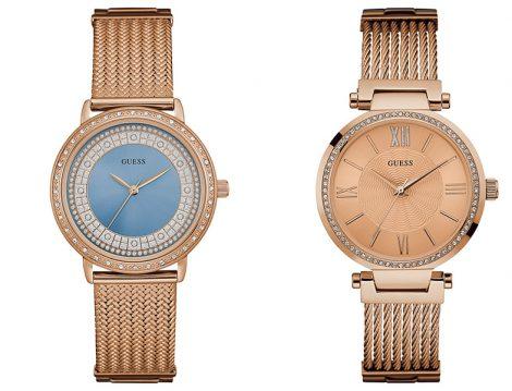 Guess Yeni Sezon Kadın Saat Modelleri