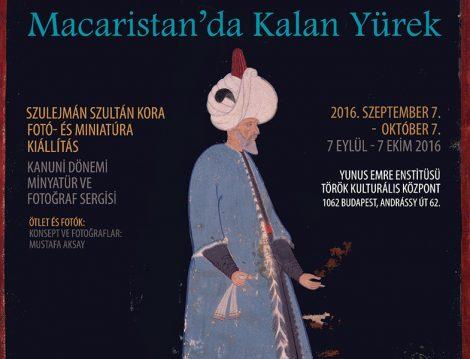 Kanuni Sultan Süleyman Sergisi