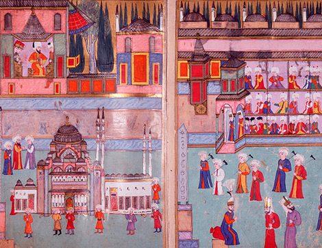Kanuni Sultan Süleyman Sergisi 6 Eylül'de Açılıyor