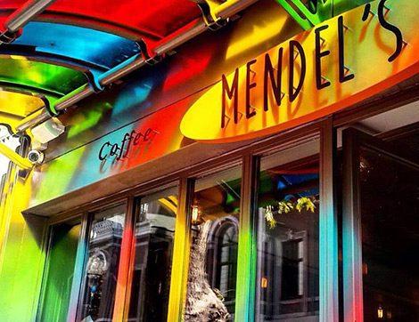Mendel's Cafede Badem Şekerinden Çikolata Dünyasına Yolculuk