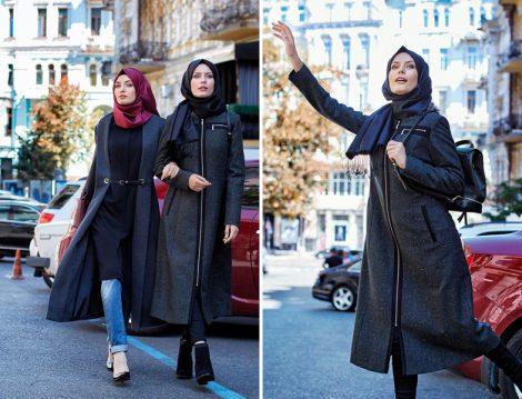 Nihan Giyim Tesettür Tunik Modelleri 2017