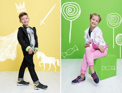 Polaris Bayramlık Çocuk Ayakkabı Modelleri